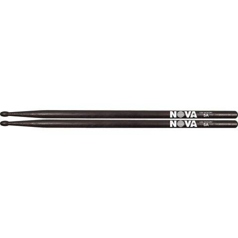 Vic Firth 5A Nova Drumsticks - Black