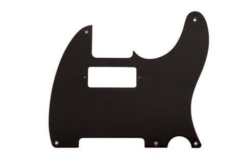 Fender Pickguard, American Vintage '52 Hot Rod Telecaster, Black, 1-Ply