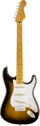 Squier Classic Vibe Stratocaster '50s, Maple Fingerboard, 2-Colour Sunburst