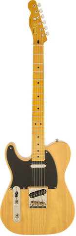 Squier Classic Vibe Telecaster '50s Left-Handed, Maple Fingerboard, Butterscotch Blonde