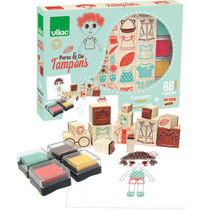 Coffret Tampons Persos & Cie