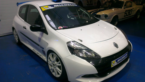 Renault Clio Cup Car - Just Arrived!!