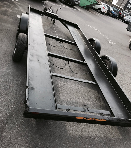Brian James trailer (used)