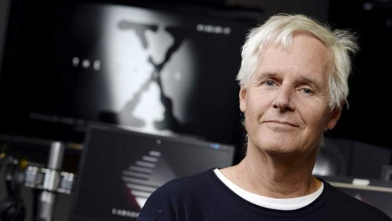 A Conversation With Chris Carter, the CREATOR of The X-Files-Click Here