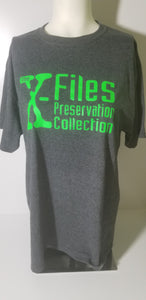 The X-Files Preservation Collection  T-Shirt