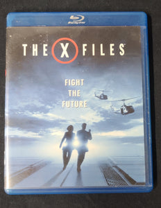 The X-Files Fight The Future Blu-ray