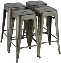 Load image into Gallery viewer, BAR STOOLS 30 inches - Pack of 4