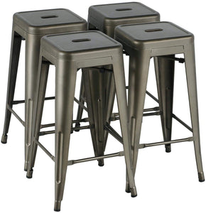 BAR STOOLS 30 inches - Pack of 4
