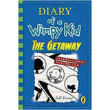 Diary of a Wimpy Kid Book 12: The Getaway BY Jeff Kinney