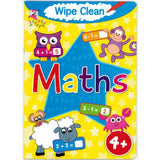 Wipe Clean Maths