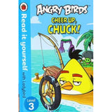 Read It Yourself Level 3, Angry Birds: Cheer Up, Chuck