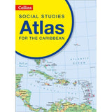 Collins Social Studies Atlas for the Caribbean, BY Collins Maps