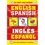 My First 1000 Words English / Spanish, Padded