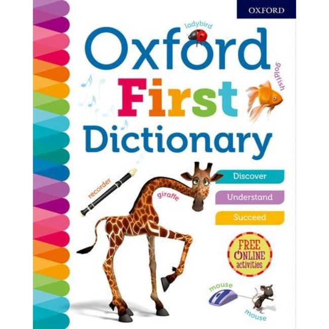 Oxford First Dictionary (Hardback)