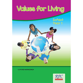 Values for Living, Infant Year 1, BY C. Narinesingh