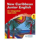New Caribbean Junior English Book 1 BY Richards, Mordecai