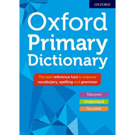Oxford Primary Dictionary, Hardback, BY Oxford Dictionaries