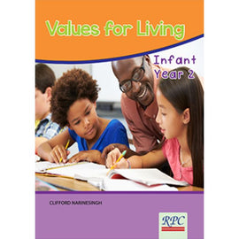 Values for Living, Infant Year 2, BY C. Narinesingh