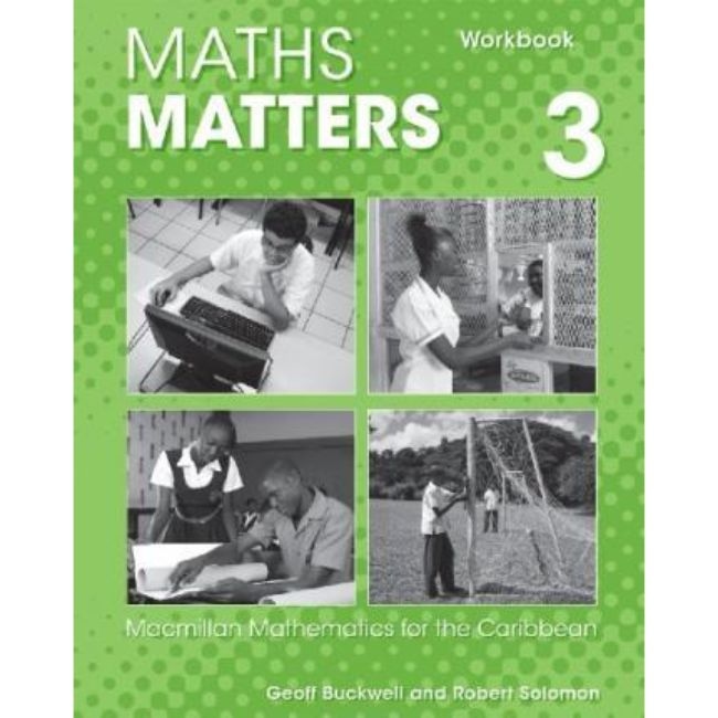 Maths Matters Workbook 3 BY R. Solomon, G. Buckwell