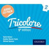 Tricolore Audio CD Pack 2 (CD-Audio, CD-Audio), 5ed