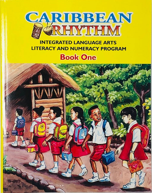 Caribbean Rhythm Integrated Language Arts Literacy Numeracy Program, Book 1, BY F. Porter