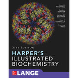 Harper's Illustrated Biochemistry, 31ed BY V.W. Rodwell