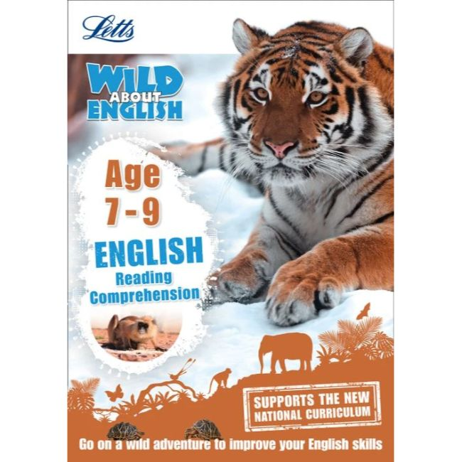 Letts Wild About, Reading Comprehension Age 7-9, BY R.Grant
