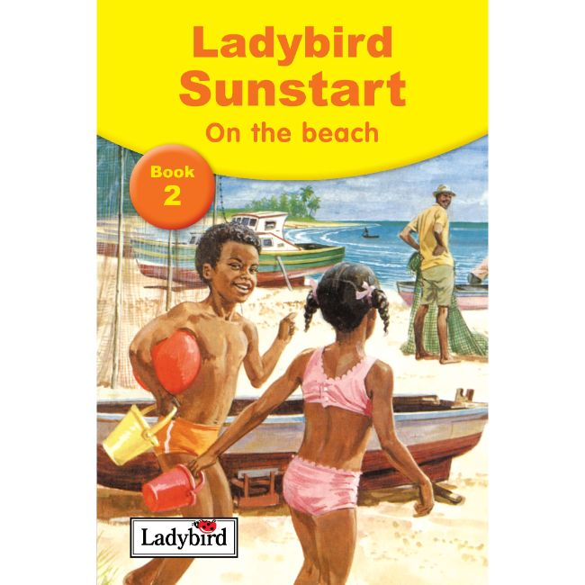 Sunstart Readers, On the Beach