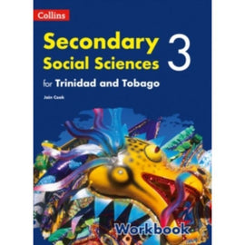 Secondary Social Sciences, Workbook 3, BY J.Cook