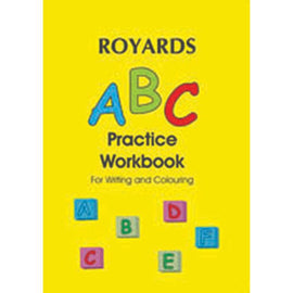 ABC Practice Workbook, BY Royards