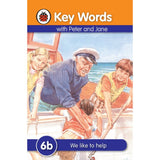Key Words, 6b We like to help