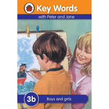 Key Words, 3b Boys and girls