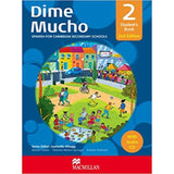 Dime Mucho Student's Book 2, 2nd Edition with Audio CD BY S. Seetahal-Mohammed