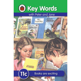 Key Words, 11c Books are exciting