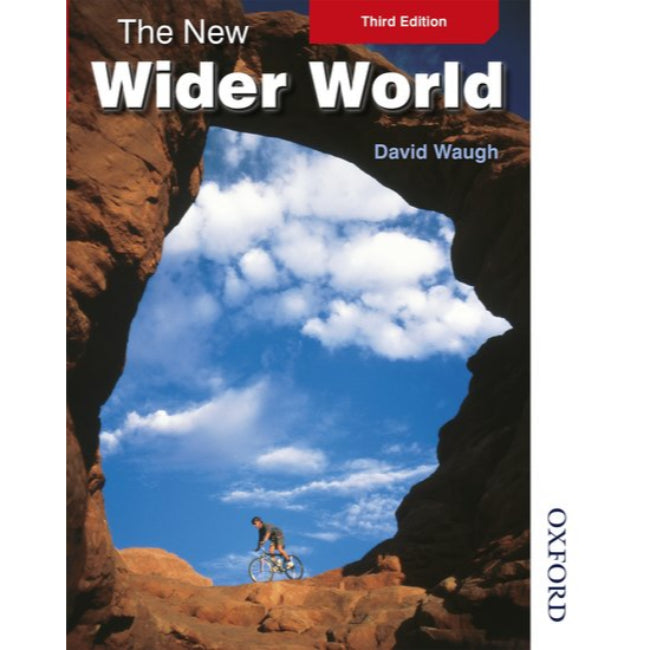 The New Wider World , Waugh, David