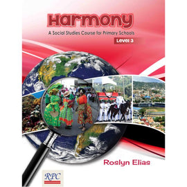 Harmony A Social Studies Course for Primary Schools, Level 3, BY L. Narinesingh