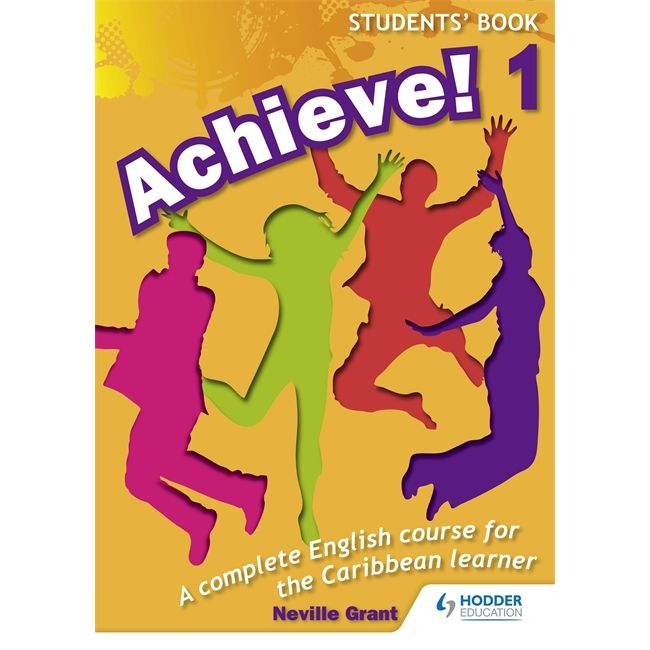 Achieve! Student Book 1 BY Grant