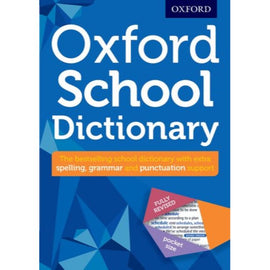 Oxford School Dictionary, Paperback, BY Oxford Dictionaries