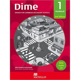 Dime Workbook 1, 2nd Edition, with Audio CD BY S. Seetahal-Mohammed