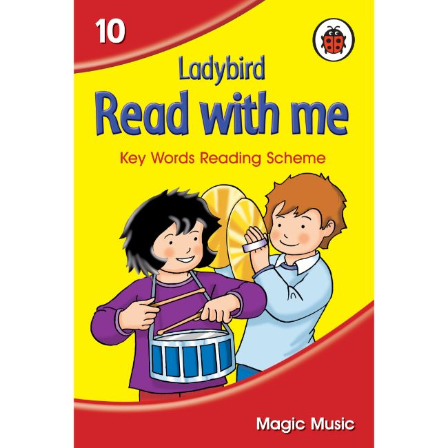 Read With Me, Magic Music