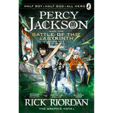 Percy Jackson and the Battle of the Labyrinth: The Graphic Novel