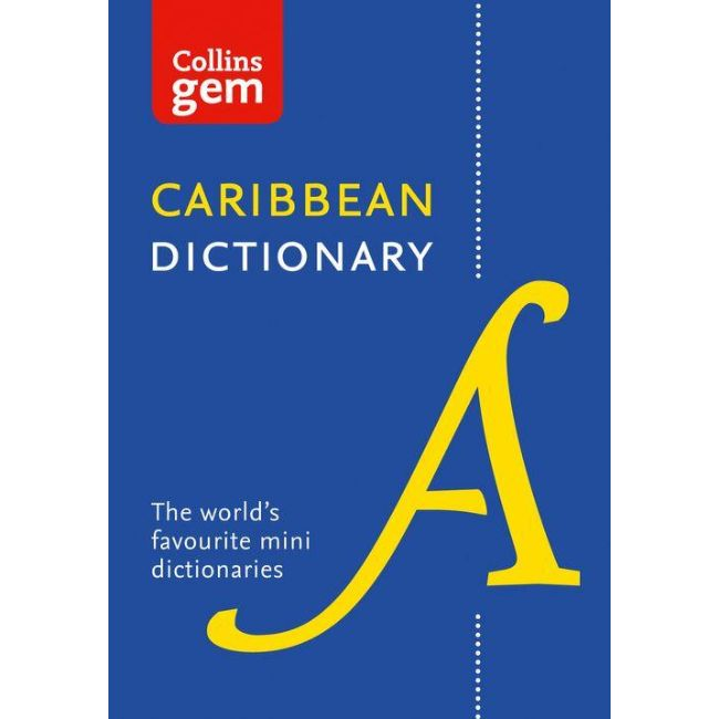 Collins Gem Caribbean Dictionary, BY Collins Dictionaries