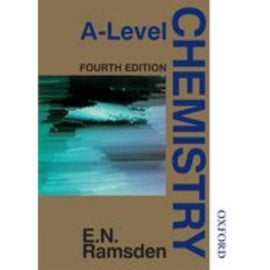 A-Level Chemistry, Core Text, 4ed, BY Ramsden, Eileen