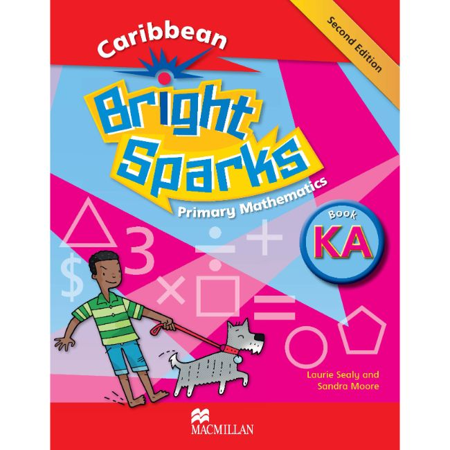 Bright Sparks, 2ed Student's Book Kindergarten A BY L. Sealy, S. Moore