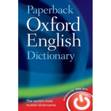 Oxford English Dictionary, 7ed, Paperback BY Oxford Dictionaries