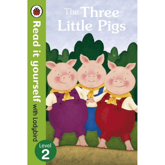 Read It Yourself Level 2, Three Little Pigs