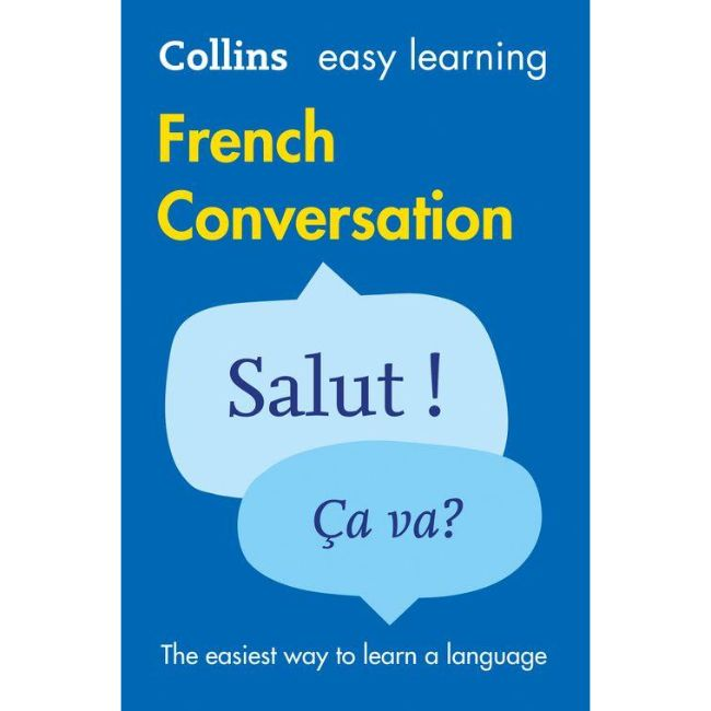 Collins Easy Learning French Conversation, 2ed BY Collins Dictionaries