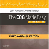 The ECG Made Easy, International Edition, 9ed BY J. Hampton, J. Hampton