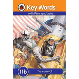 Key Words, 11b The carnival