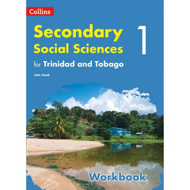 Secondary Social Sciences, Workbook 1, BY J.Cook